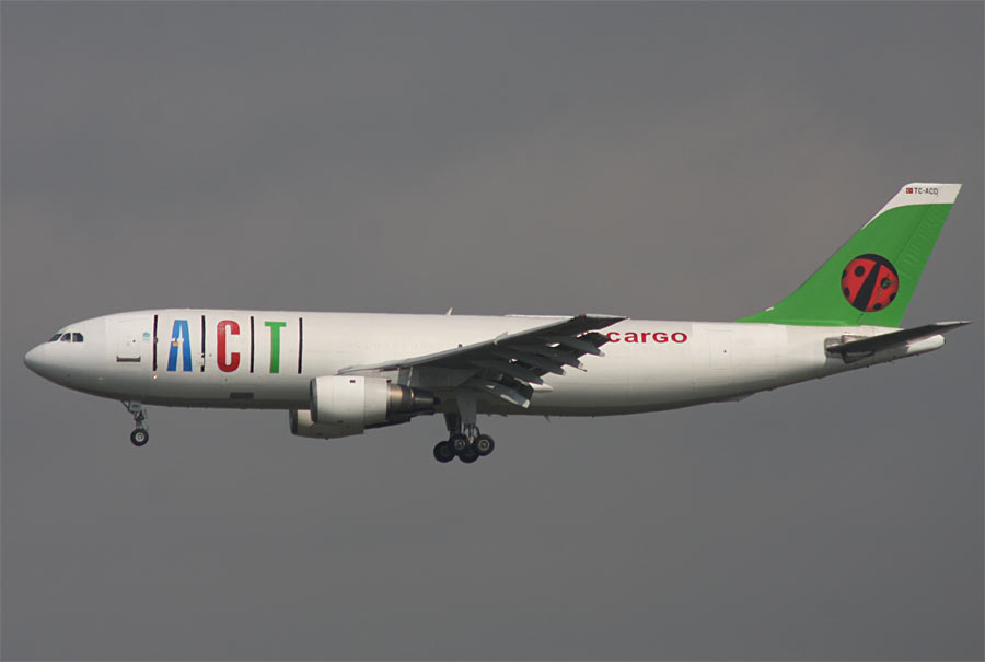 Airbus A300 ACT Airlines