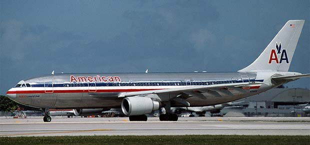 A300 American Airlines