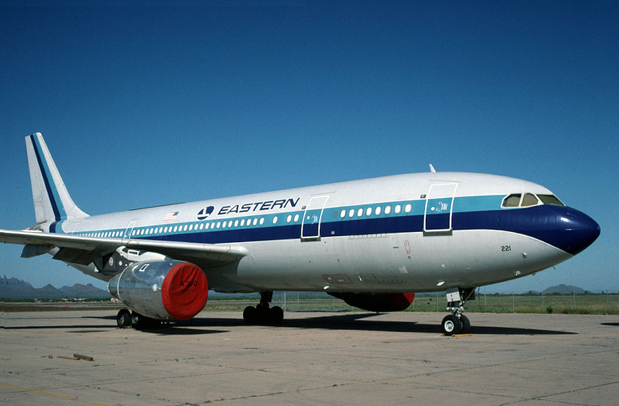 Airbus A300 Eastern Airlines