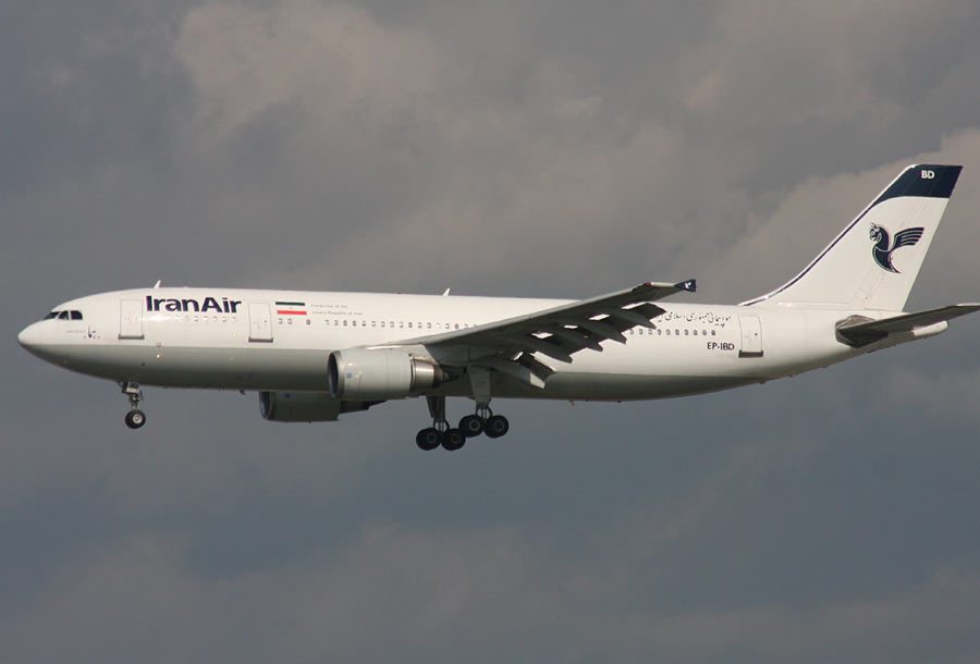 Pictures: Airbus A300 Iran Air