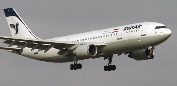Airbus A300 Iran Air