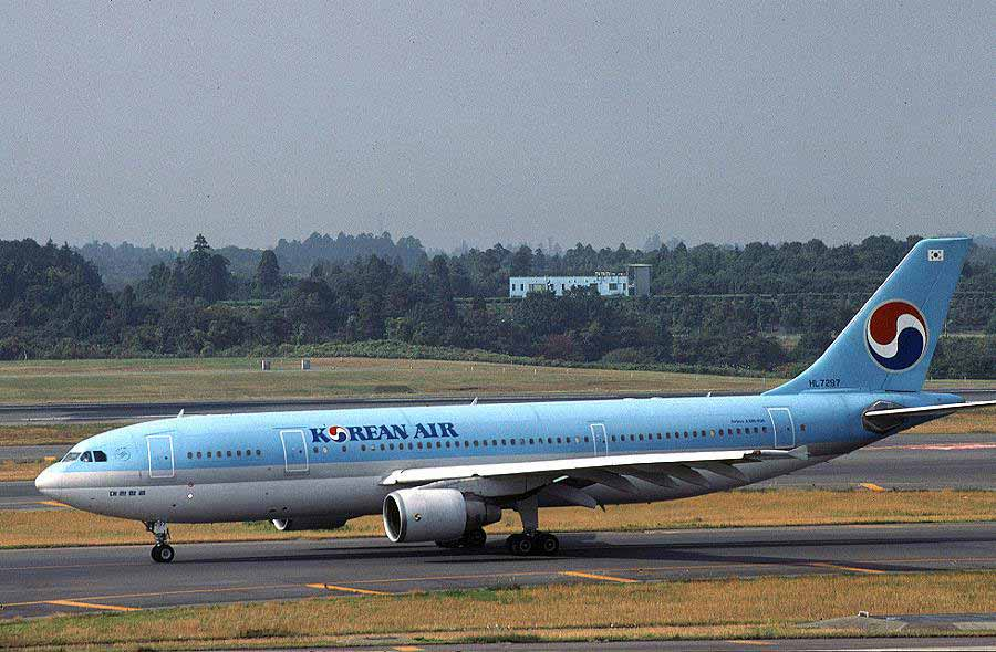 Airbus A300 Korean Air