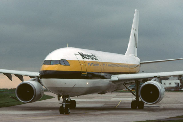 A300 Monarch Airlines