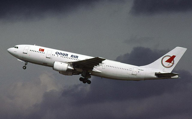 Airbus A300 Onur Air