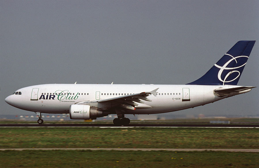 Airbus A310 Air Club