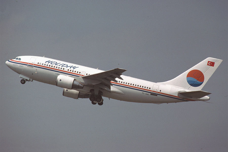 Airbus A310 Holiday Airlines