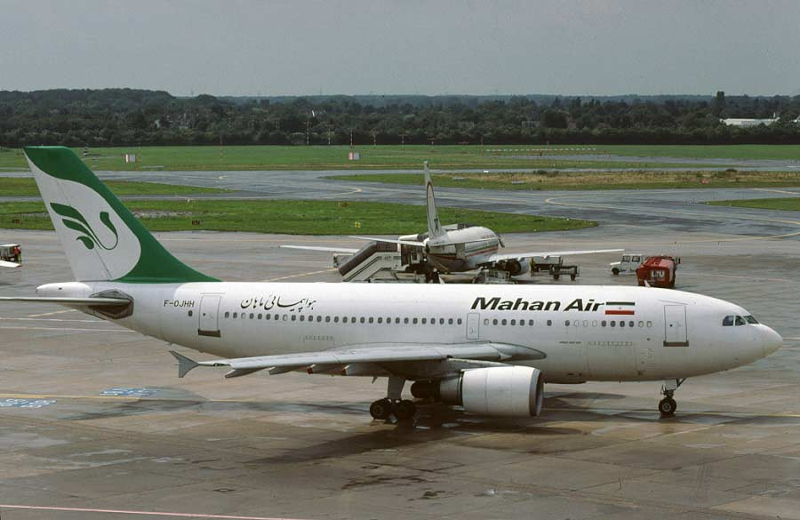 Airbus A310 Mahan Air