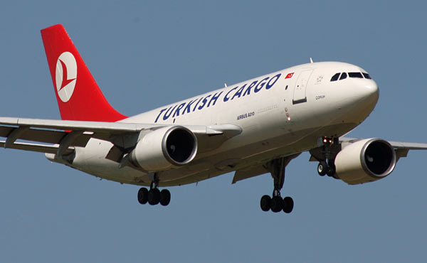 Airbus A310 Turkish Airlines Cargo