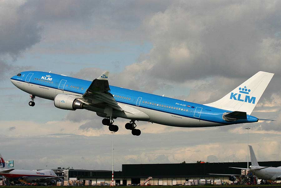 Airbus A330-200 KLM