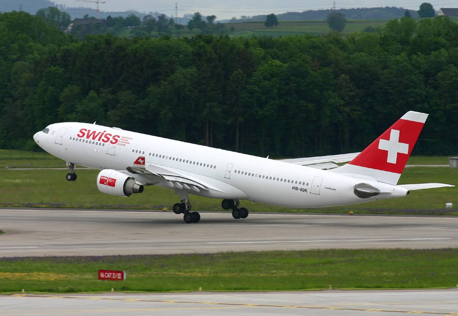 Airbus A330 Swiss International Air Lines