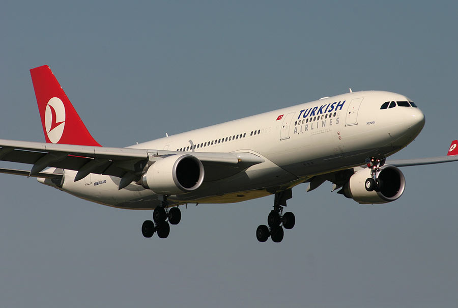 Airbus A330 - THY Turkish Airlines - Widebody Aircraft Parade