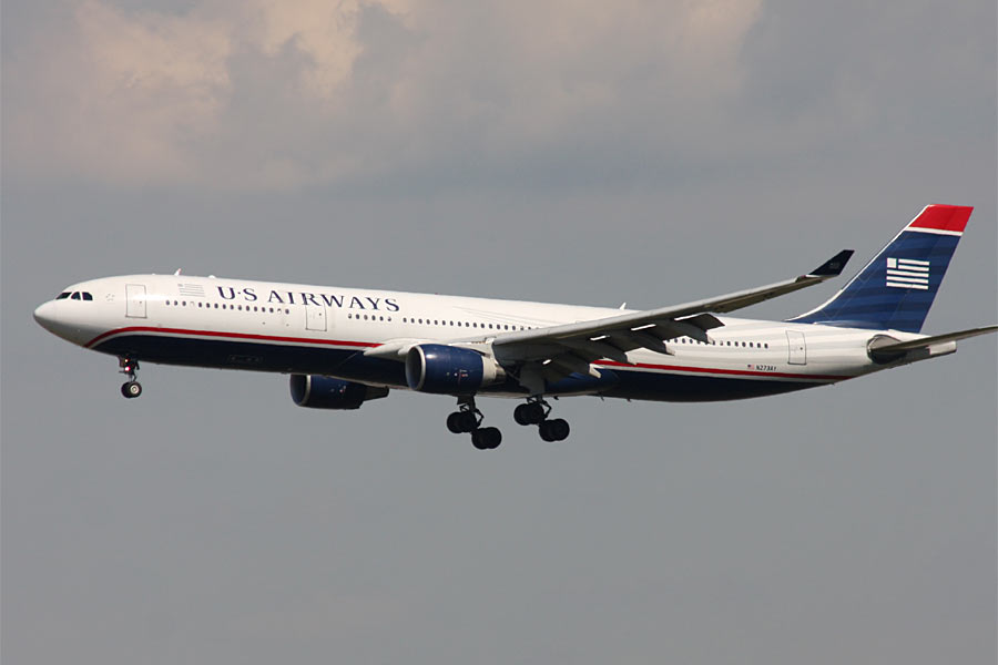 Airbus A330-300 US Airways
