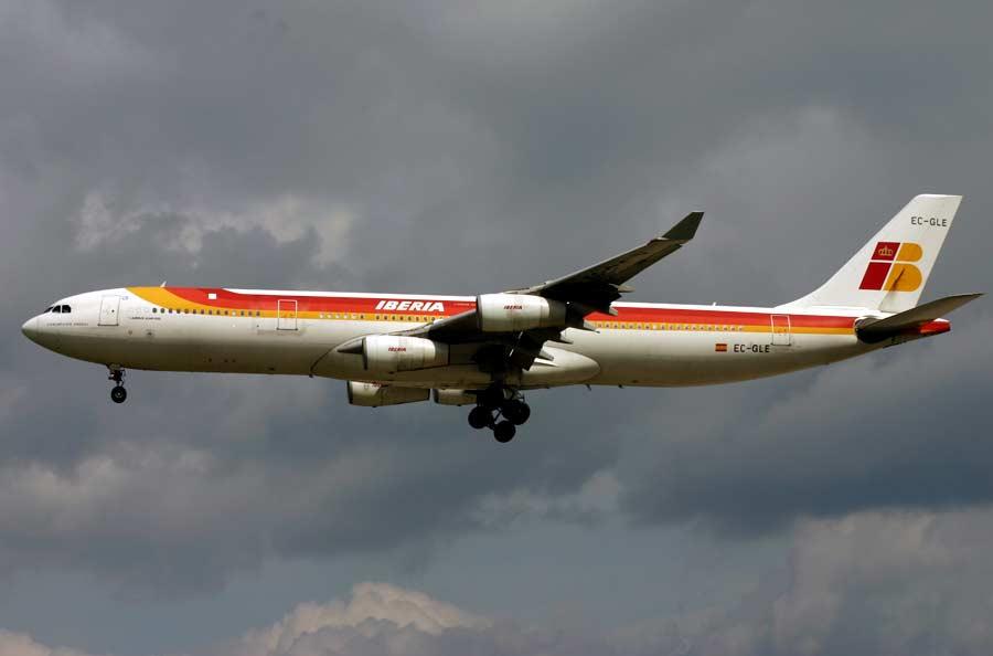 Airbus A340 Iberia