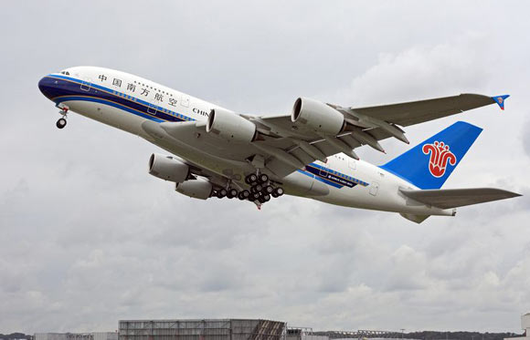 Airbus A380 China Southern Airlines