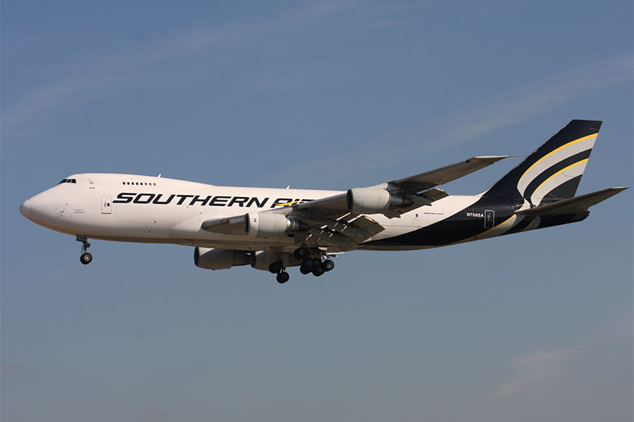 Boeing 747-200F Southern Air