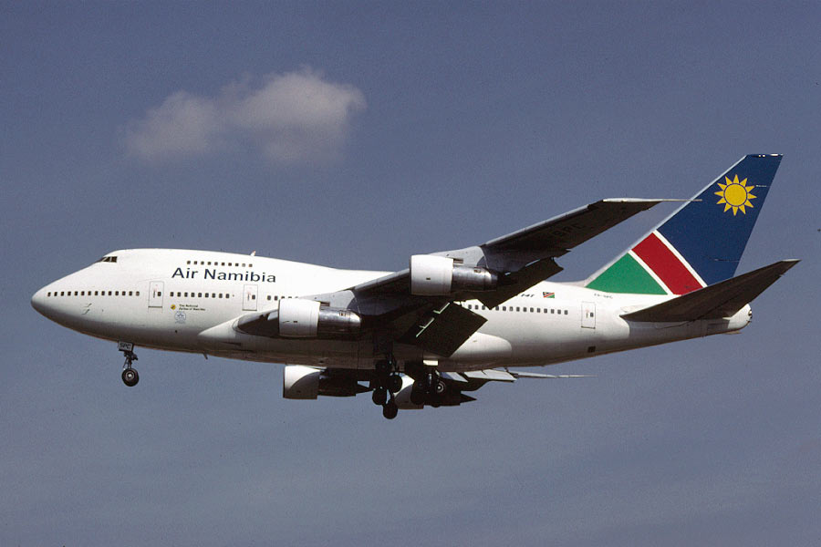 Boeing 747SP - Air Namibia
