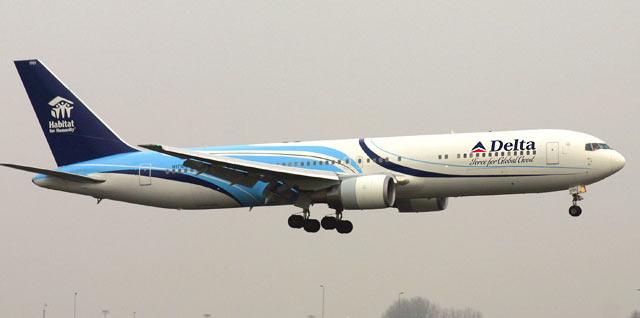 Boeing 767 Delta