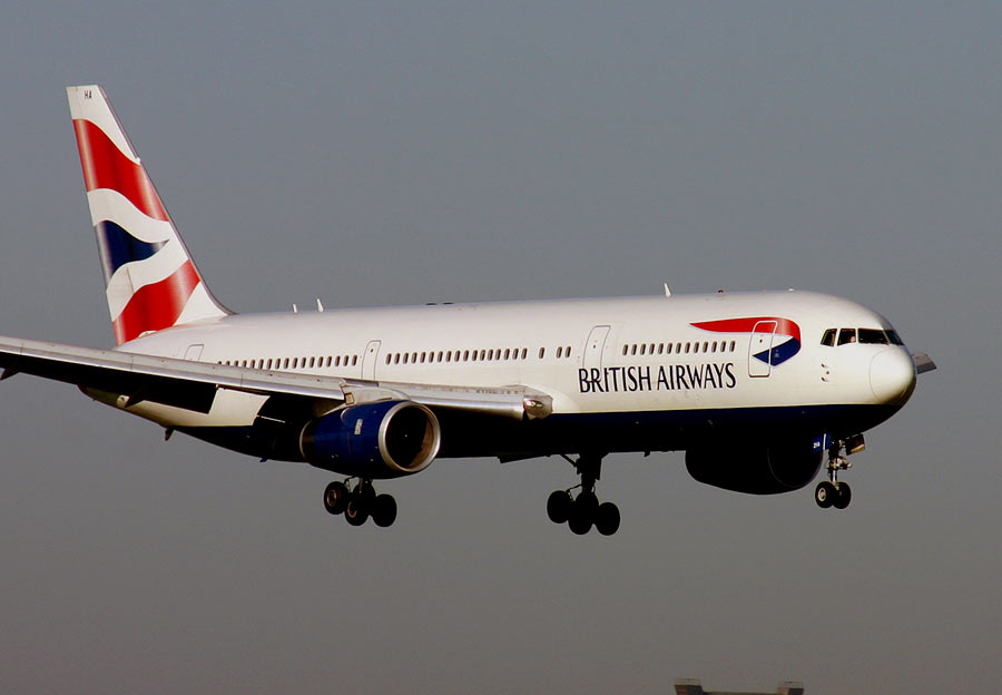 Boeing 767-300 British Airways