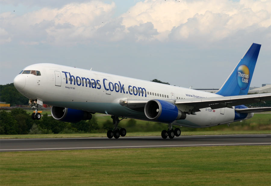 Boeing 767-300 Thomas Cook Airlines