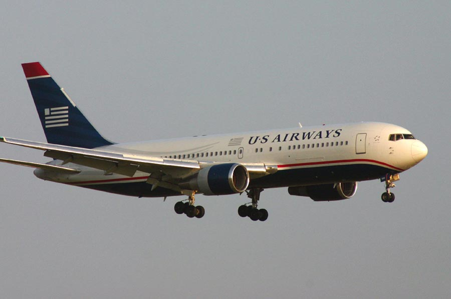 Boeing 767-200 US Airways