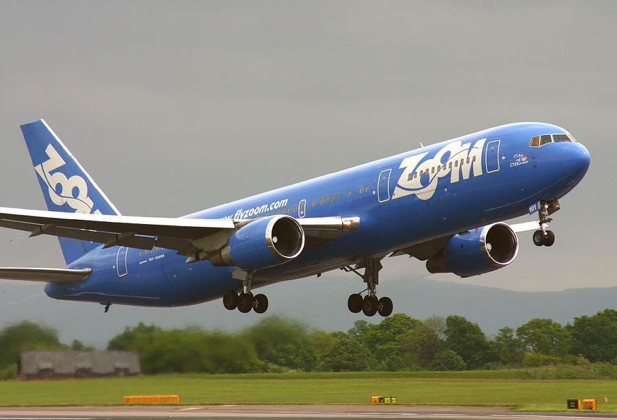 Boeing 767-300 Zoom Airlines