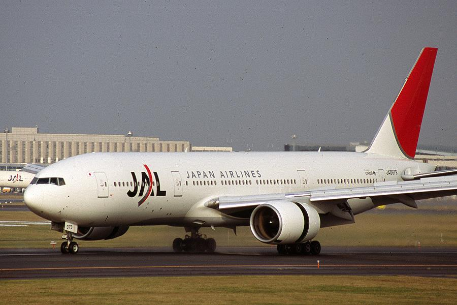 Boeing 777-200 - JAL Japan Airlines