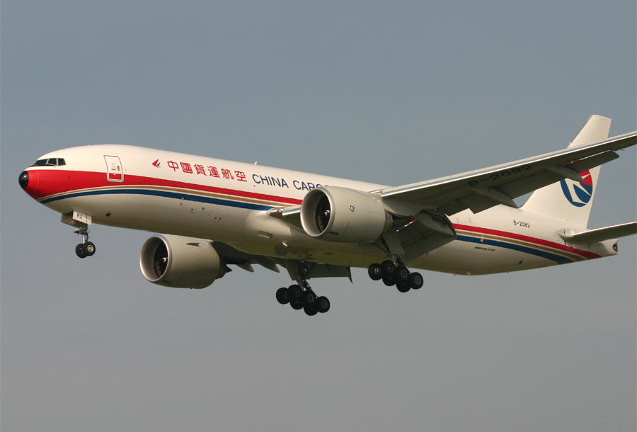 Boeing 777F China Cargo Airlines