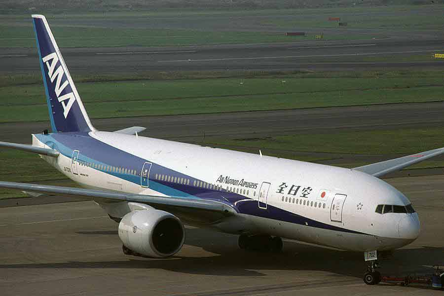 Boeing 777-200 - ANA All Nippon Airways