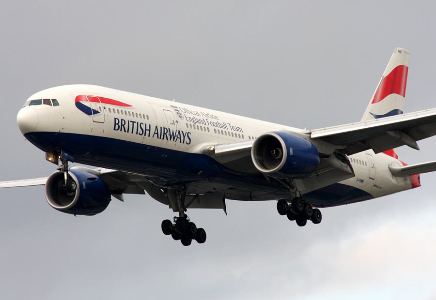 Boeing 777-200 - British Airways