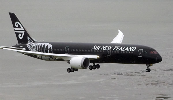 Boeing 787-9 Dreamliner Air New Zealand