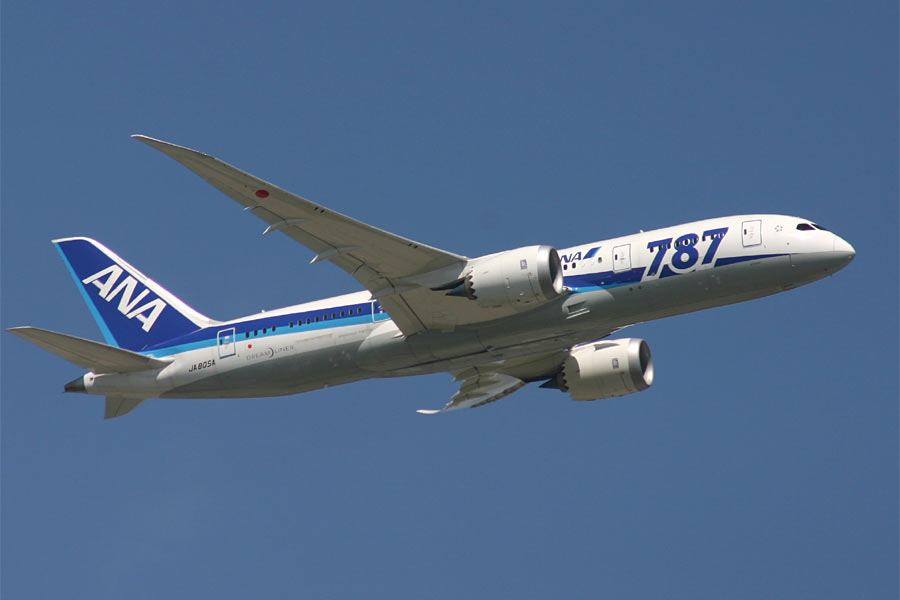 Boeing 787-8 ANA - All Nippon Airways