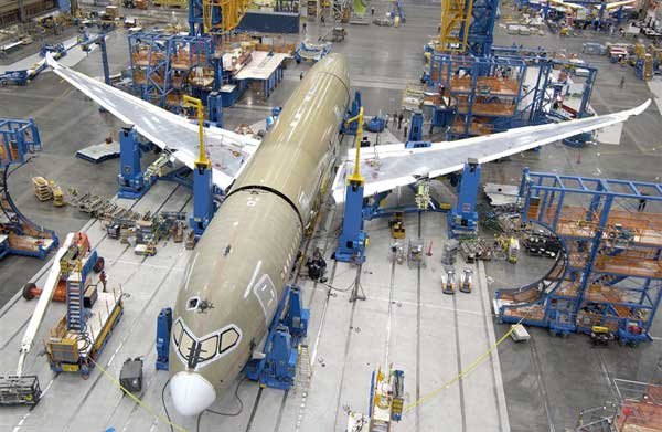 building the boeing 787 case Boeing's looming wipeout  787 deferred costs: the case for skepticism  the  company continues to lose money on each 787 dreamliner it builds  that  means convincing the people who build things to identify ways to.