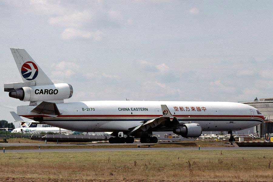 McDonnell Douglas MD-11 - China Eastern Airlines Cargo